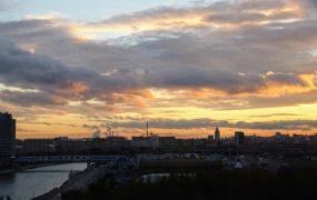 Старые цифровые фото Москвы и не только.