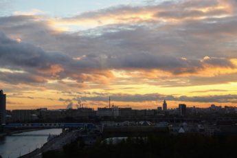 Москва без Москва–Сити
